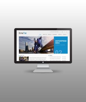 展示型网站建设