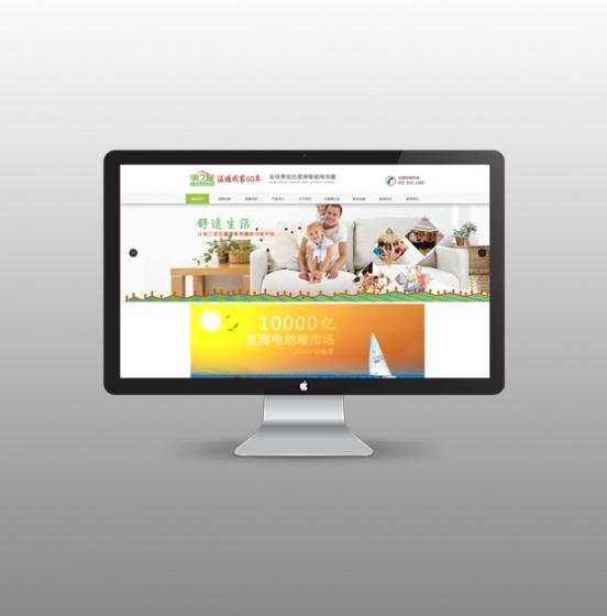 招商型网站建设