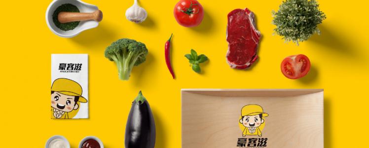 餐饮品牌视觉形象设计要注重颜色搭配